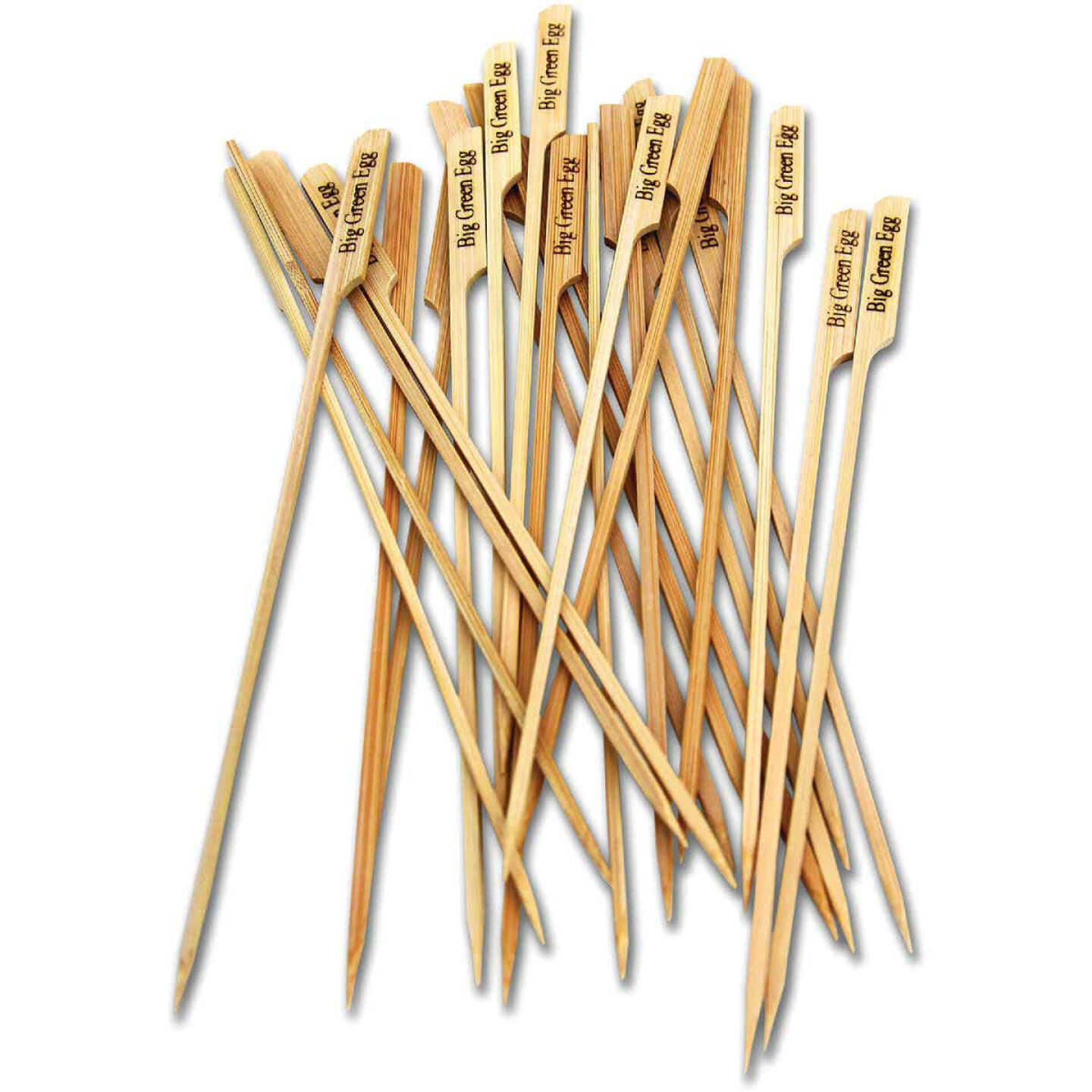 Big Green Egg 10 In. All Natural Bamboo Skewers (25-Pack) Image 1
