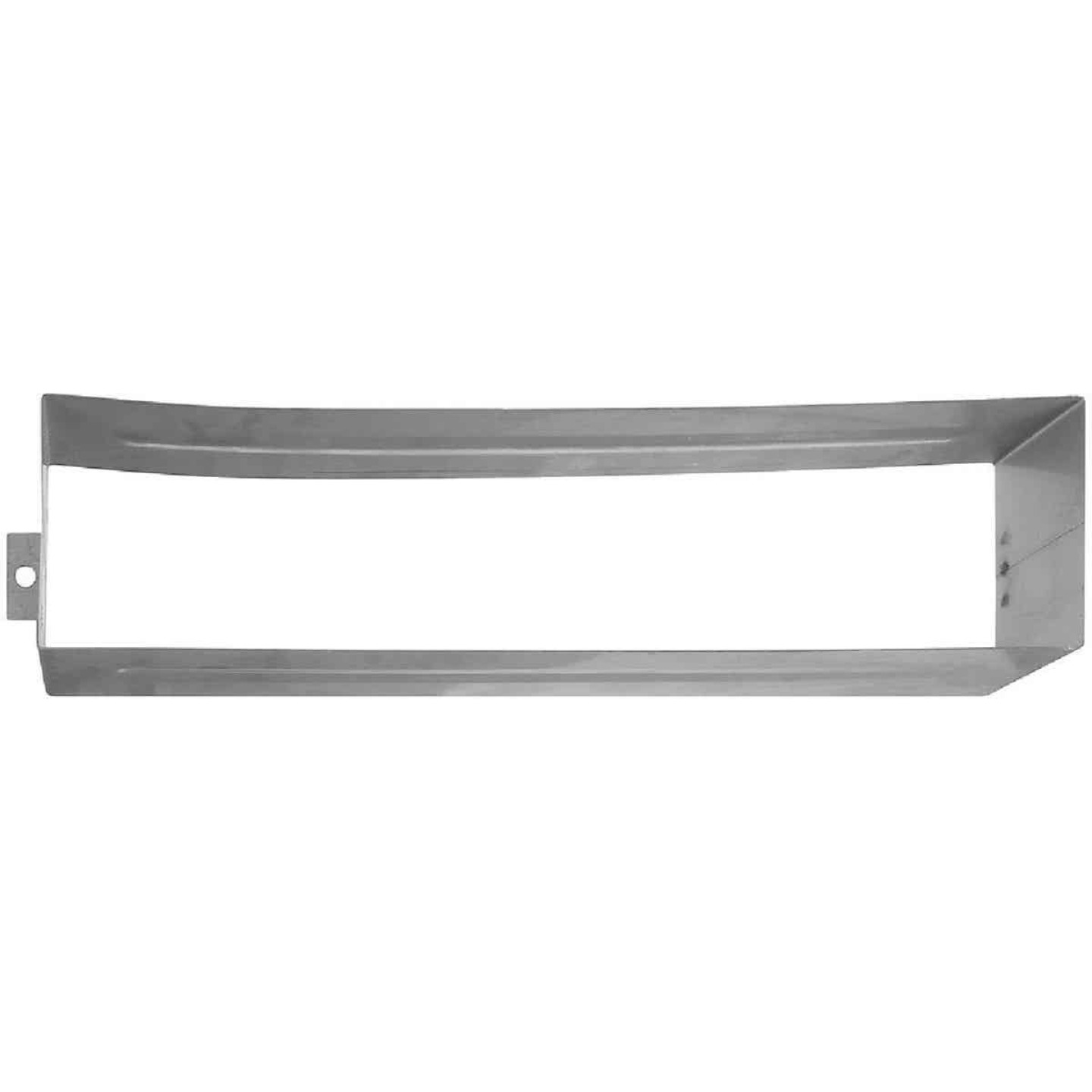 National 2 In. x 2-5/8 In. x 11-3/8 In. Mail Slot Sleeve Image 1