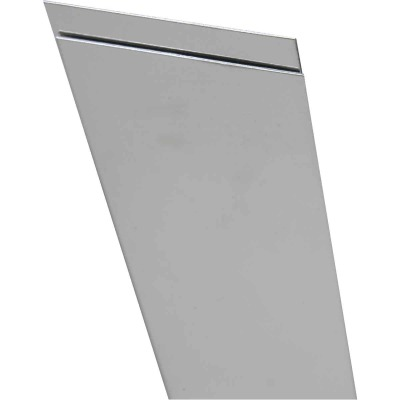 K&S 4 In. x 10 In. x .013 In. Tin Sheet Stock