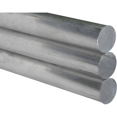 K&S 5/16 In. x 36 In. Solid Stainless Steel Rod