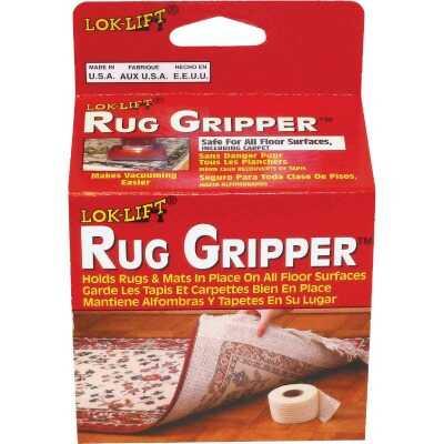 Lok-Lift Rug Gripper 2-1/2 In. x 25 Ft. Nonslip Rug Gripper Tape