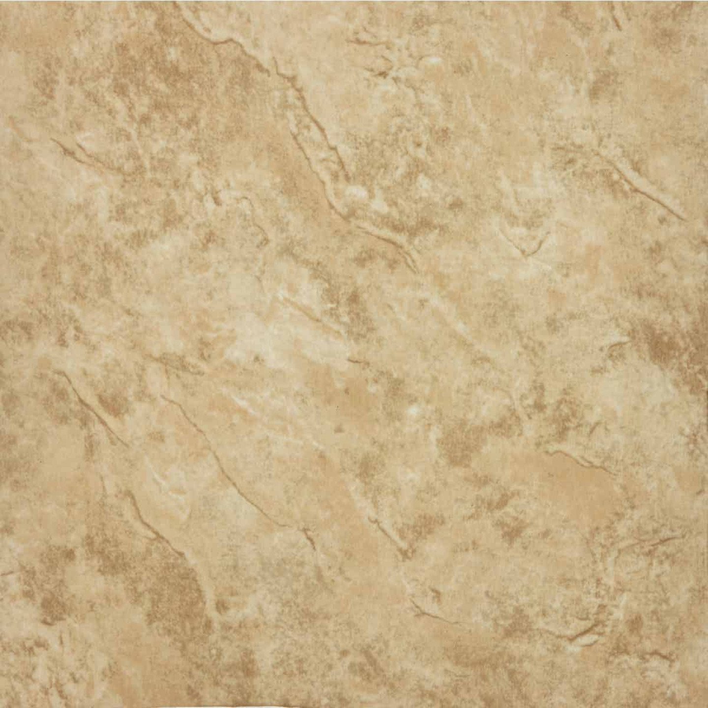 Home Impressions Sand Scape 12 In. x 12 In. Textured Vinyl Floor Tile (30 Sq. Ft./Box) Image 1