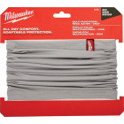 Milwaukee Washable Neck Gaiter, Gray Image 2