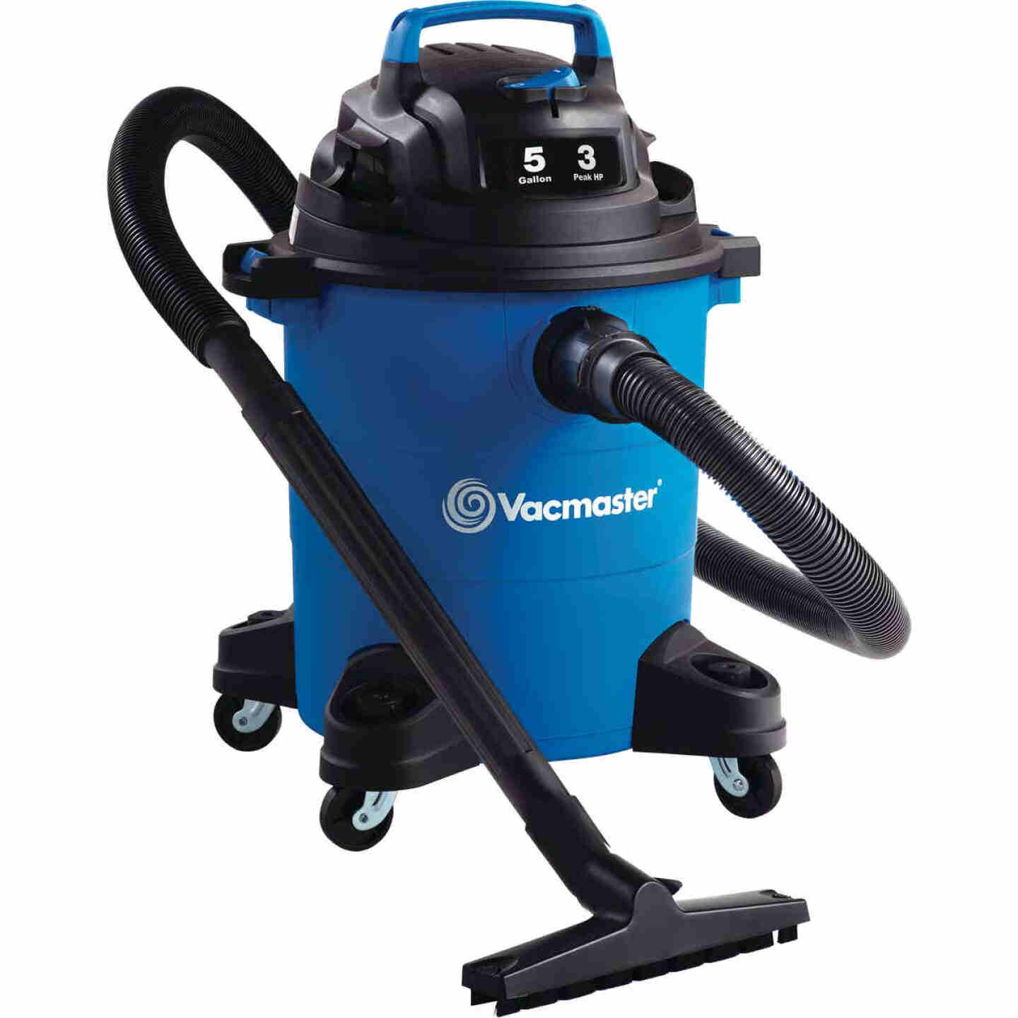Vacmaster 5-Gallon 3.0 Peak HP Wet/Dry Vacuum Image 1