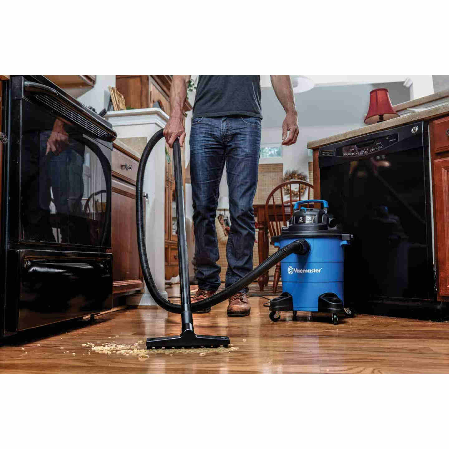 Vacmaster 5-Gallon 3.0 Peak HP Wet/Dry Vacuum Image 2