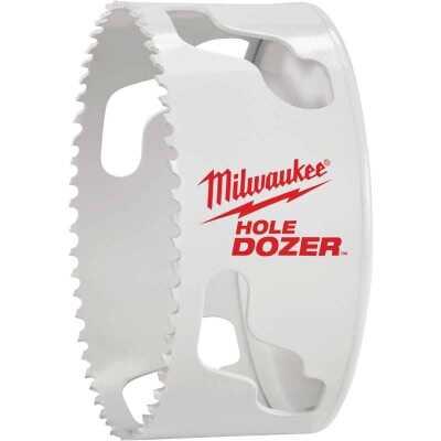 Milwaukee Hole Dozer 6 In. Bi-Metal Hole Saw