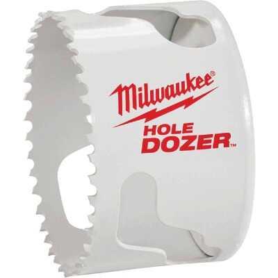 Milwaukee Hole Dozer 2-1/2 In. Bi-Metal Hole Saw