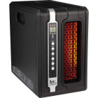 Best Comfort 1500-Watt 120-Volt Quartz Heater with Remote Image 1