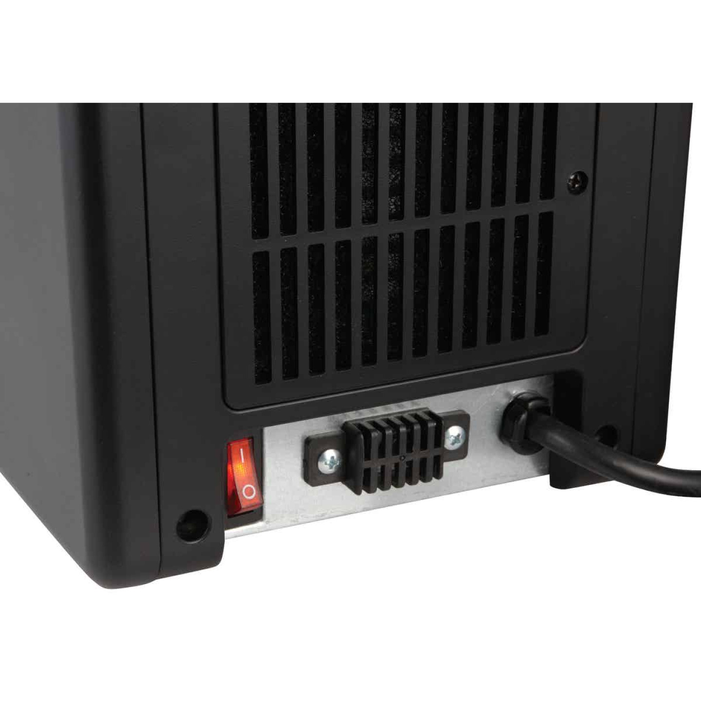 Best Comfort 1500-Watt 120-Volt Quartz Heater with Remote Image 3