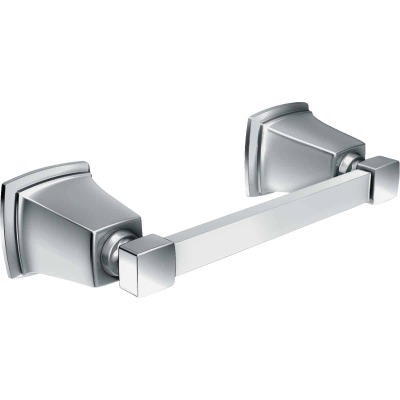 Moen Boardwalk Chrome Wall Mount Toilet Paper Holder