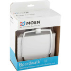 Moen Chrome 5.1 In. Towel Ring Image 4