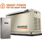 Generac Guardian WiFi 13,000W Natural Gas/LP Home Standby Generator Image 3