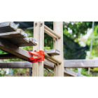 Simple Strap 40 mm x 20 Ft. Red Regular Duty Tie-Down Strap Image 5