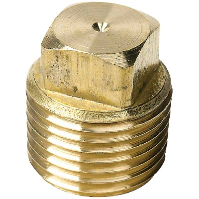 Seachoice 1/2 In. x 2 In. Garboard Replacement Drain Plug