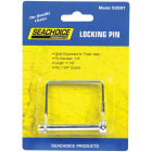 Seachoice 1/4 In. x 1-7/8 In. Locking Pin, Fits 1-3/4 In. Coupler Image 1