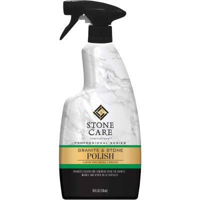 Stone Care International 24 Oz. Granite & Stone Polish