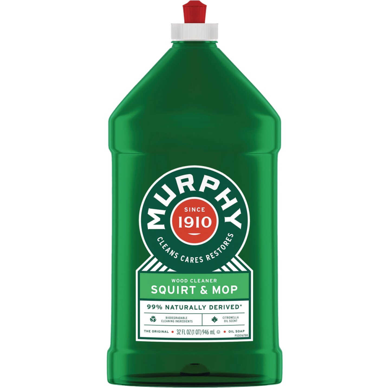 Murphy Oil Soap 32 Oz. Just Squirt & Mop Wood Floor Cleaner Image 1