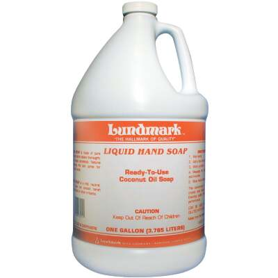 Lundmark 1 Gal. Coconut Oil Liquid Hand Soap