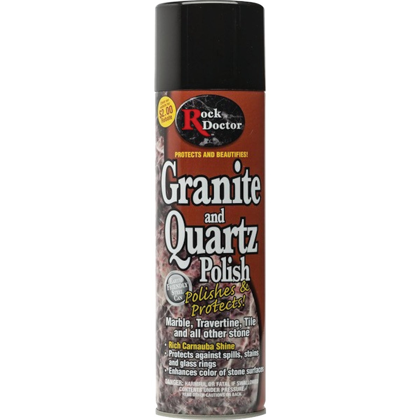 Rock Doctor 18 Oz. Granite Polish Image 1