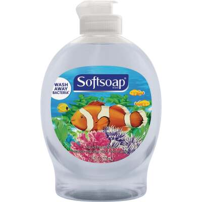 Softsoap 7.5 Oz. Aquarium Liquid Hand Soap