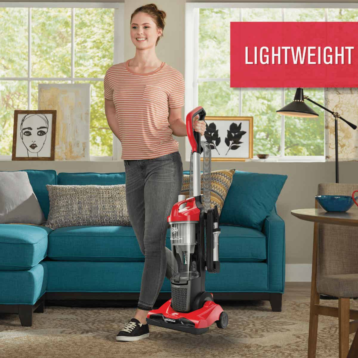 Dirt Devil Endura Reach Compact Upright Vacuum Image 3