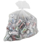 Do it Best 33 Gal. Extra Large Clear Trash Bag (60-Count) Image 2