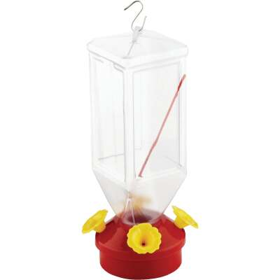 Perky-Pet 18 Oz. Plastic Lantern Hummingbird Feeder
