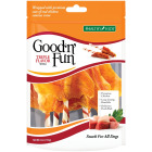 Healthy Hide Good 'n Fun Triple Flavor Wings Beef, Pork, & Chicken Dog Treat, 4 Oz. Image 1