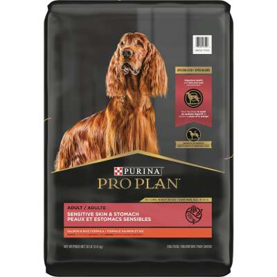 Purina Pro Plan Sensitive Skin & Stomach 30 Lb. Salmon & Rice Flavor Adult Dry Dog Food