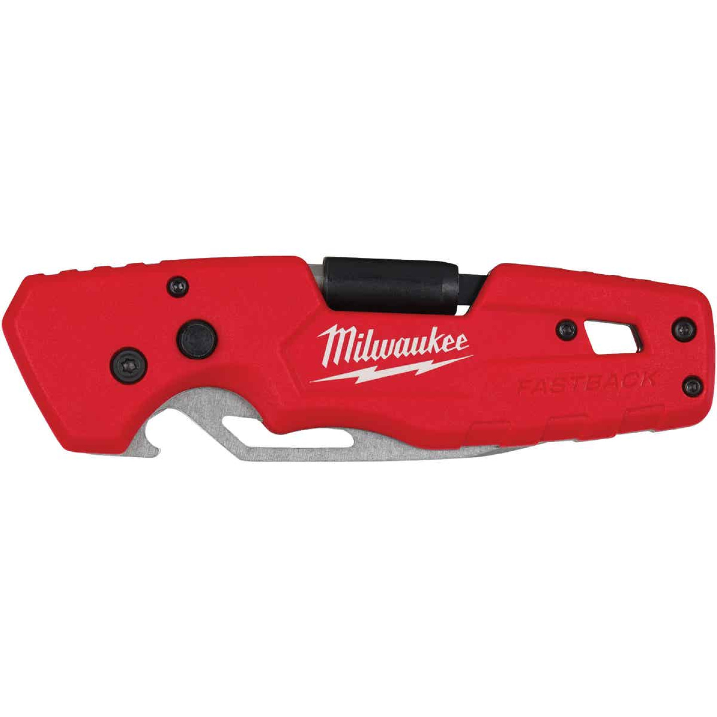 Milwaukee FASTBACK 3 In. 5-In-1 Folding Knife Image 2