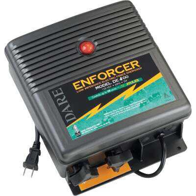 Dare Enforcer 100-Acre Electric Fence Charger