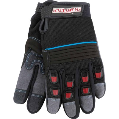 Channellock Men's XL Synthetic Leather Heavy-Duty High Performance Glove