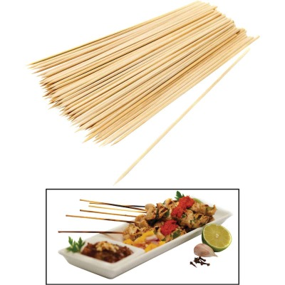 GrillPro 10 In. Bamboo Skewer (100-Pack)