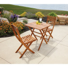 Leigh Country Sequoia 3-Piece Bistro Set Image 2