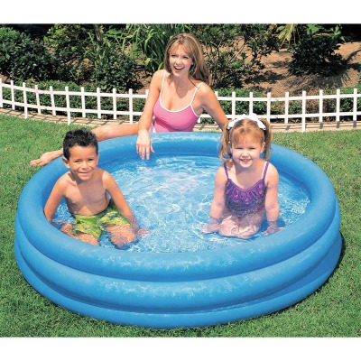 Intex 58 In. Blue Vinyl Pool