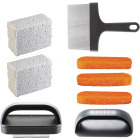 Blackstone 8-Piece Griddle Cleaning System Image 1