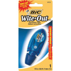 Bic Wite-Out 26.2 Ft. White Mini Correction Tape Image 1